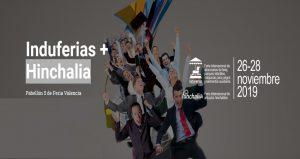 ویزای نمایشگاهی محصولات بادی HINCHALIA 2019 اسپانیا