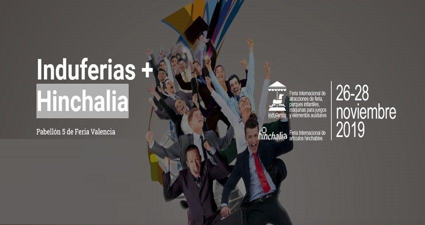 نمایشگاهی محصولات بادی HINCHALIA 2019 اسپانیا
