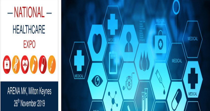 نمایشگاهی بهداشت و درمان NATIONAL HEALTHCARE EXPO 2019 انگلستان