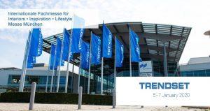 ویزای تجاری نمایشگاه شیشه ، چینی ، سرامیک TRENDSET 2020 آلمان