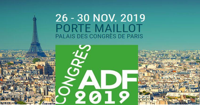 نمایشگاهی و کنفرانس فناوری های دندانپزشکی ADF CONGRES 2019 فرانسه