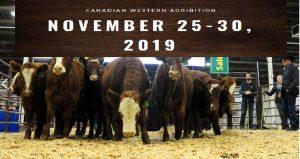 ویزای نمایشگاهی دامپروری CANADIAN WESTERN AGRIBITION 2019 کانادا