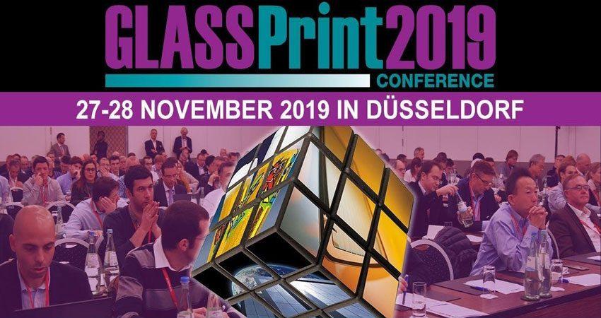 نمایشگاه و کنفرانس دکوراسیون شیشه ای GLASSPRINT 2019 آلمان