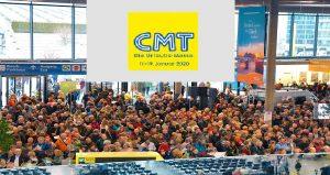ویزای نمایشگاهی ماشین های کاروان CMT 2020 آلمان