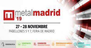 ویزای تجاری نمایشگاه نوآوری های صنعتی METALMADRID 2019 اسپانیا