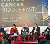 کنفرانس سرطان WAR ON CANCER - MIDDLE EAST 2019 انگلستان