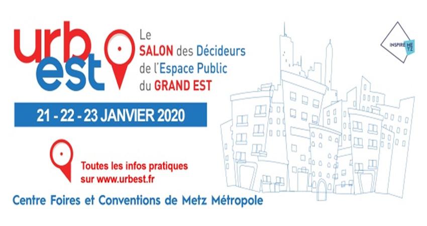 نمایشگاه تجهیزات خدمات شهری URBEST METZ 2020 فرانسه