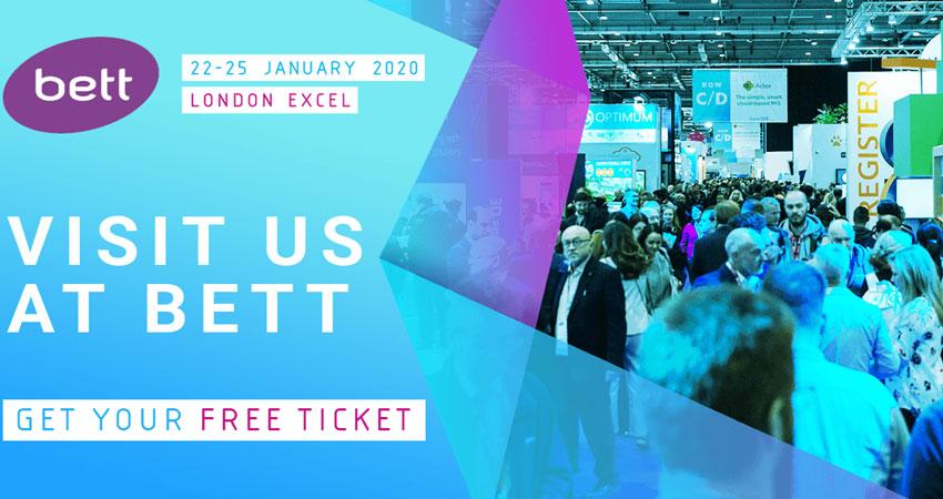 نمایشگاه فناوری اطلاعات و ارتباطات BETT LONDON 2020 لندن
