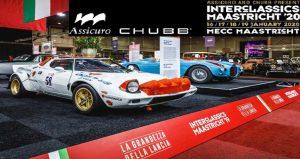 ویزای نمایشگاه اتومبیل های کلاسیک INTERCLASSICS MAASTRICHT 2020 هلند