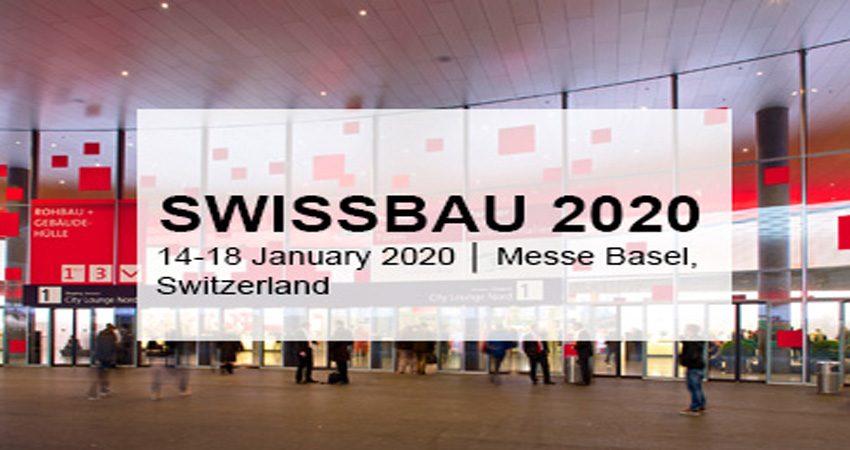 نمایشگاه ساخت و ساز SWISSBAU 2020 سوئیس