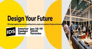 ویزای نمایشگاه طراحی خانه INTERIOR DESIGN SHOW – TORONTO 2020 کانادا
