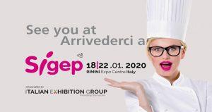 ویزای نمایشگاه بستنی و شیرینی SIGEP 2020 ایتالیا