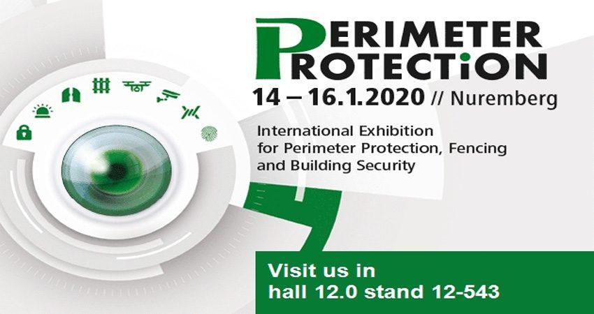 نمایشگاه تجهیزات ایمنی و امنیتی PERIMETER PROTECTION 2020 آلمان