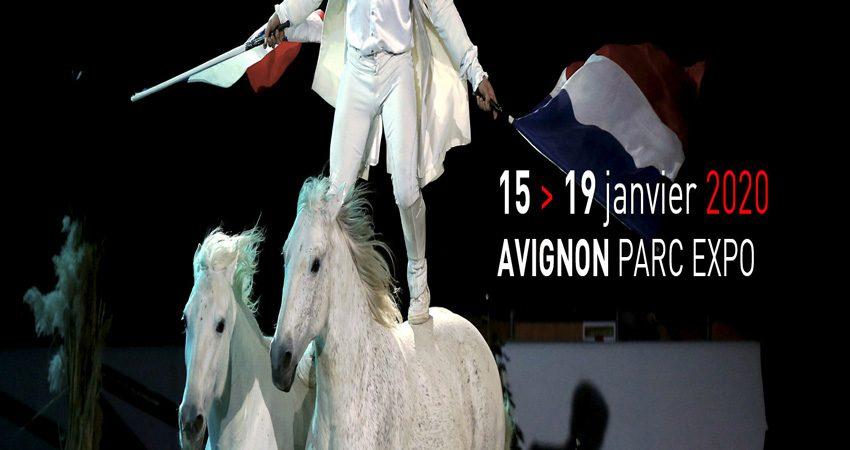 نمایشگاه اسب CHEVAL PASSION 2020 فرانسه