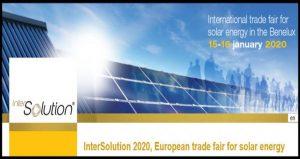 ویزای نمایشگاه انرژی خورشیدی INTERSOLUTION 2020 بلژیک
