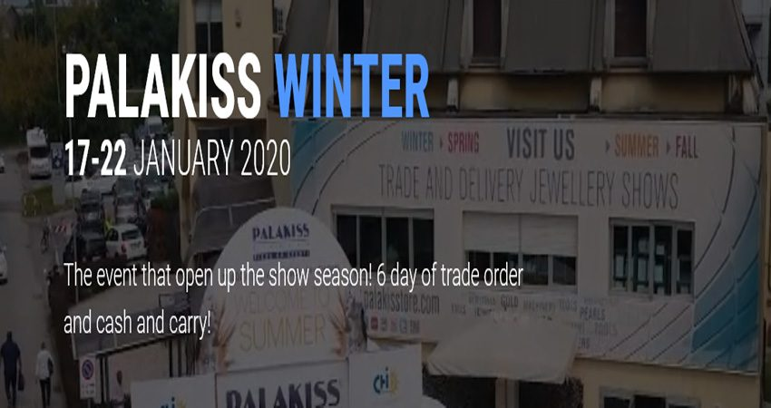 نمایشگاه جواهرات PALAKISS 2020 ایتالیا
