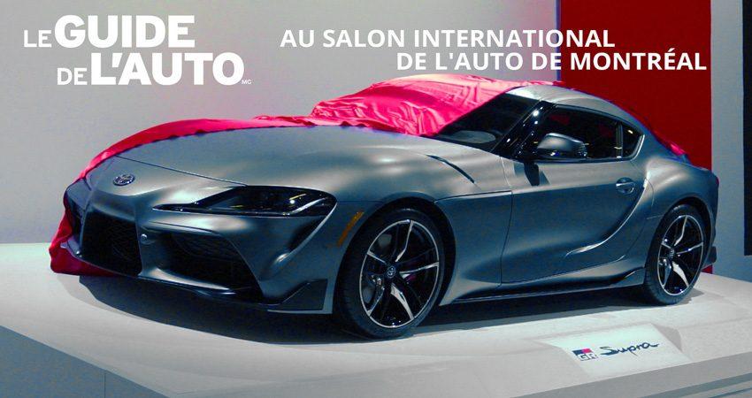 نمایشگاه اتومبیل SALON DE L'AUTOMOBILE DE MONTREAL 2020 کانادا