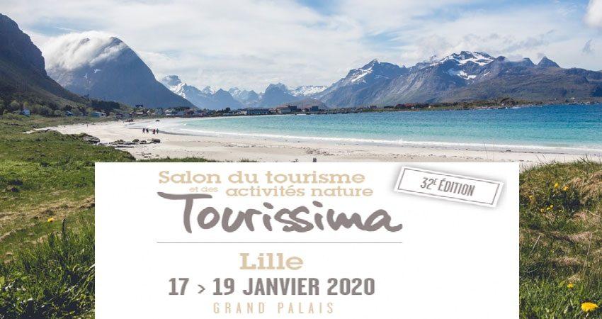نمایشگاهی گردشگری TOURISSIMA LILLE 2020 فرانسه