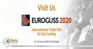 ویزای تجاری نمایشگاه ریخته گری EUROGUSS 2020 آلمان