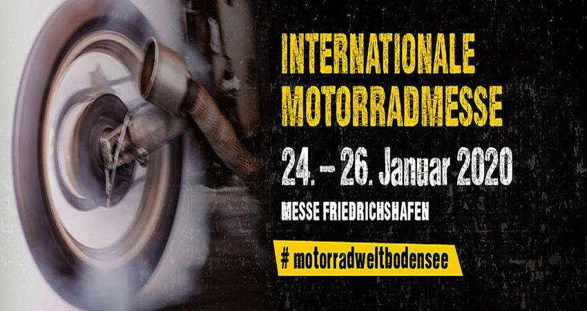 نمایشگاه موتور سیکلت MOTORRADWELT BODENSEE 2020 آلمان