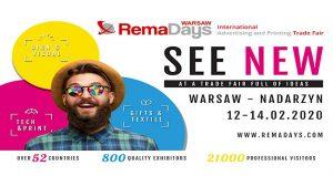 ویزای تجاری نمایشگاه چاپ و تبلیغات REMADAYS WARSAW 2020 لهستان