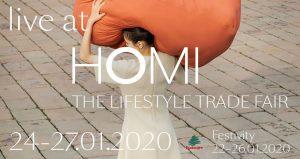 ویزای تجاری نمایشگاه طراحی داخلی و دکوراسیون HOMI MILANO 2020 ایتالیا