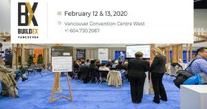 ویزای تجاری نمایشگاه املاک و مستغلات BUILDEX VANCOUVER 2020 کانادا