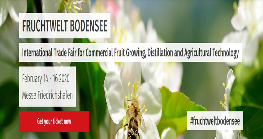 نمایشگاه میوه و سبزیجات FRUCHTWELT BODENSEE 2020 آلمان