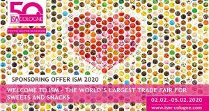 ویزای نمایشگاه شیرینی و بیسکویت ISM 2020 آلمان