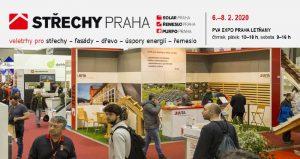ویزای تجاری نمایشگاه ساخت و ساز سقف STRECHY PRAHA / ROOFS PRAGUE 2020 جمهوری چک