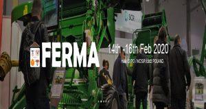 ویزای نمایشگاه کشاورزی و دامپروری FERMA 2020 لهستان