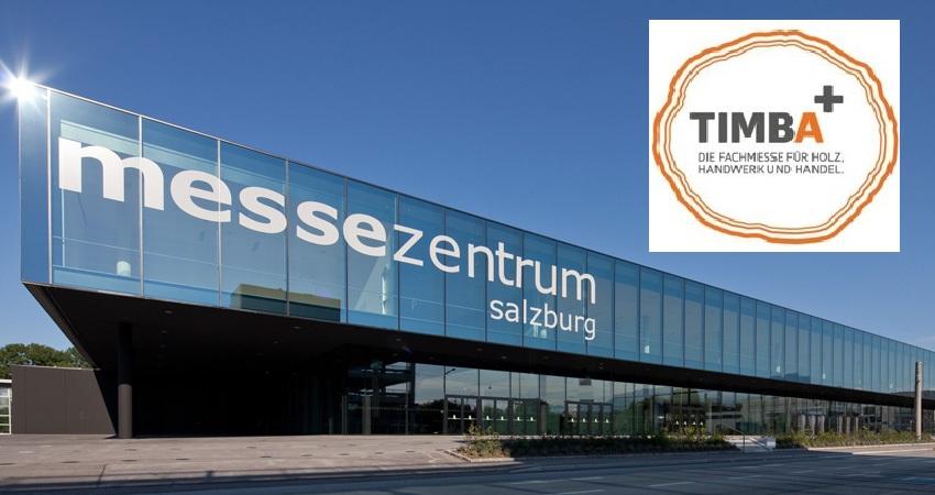 نمایشگاه چوب و تجهیزات نجاری TIMBA+ 2020 اتریش