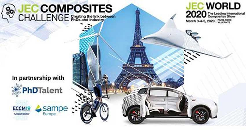 ویزای نمایشگاه کامپوزیت JEC WORLD 2020 فرانسه