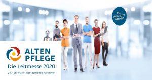 ویزای نمایشگاه و کنگره پرستاری و مراقبت از بیمار ALTENPFLEGE HANNOVER 2020 آلمان