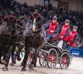 نمایشگاه اسب CAVALIADA WARSZAWA 2020 لهستان