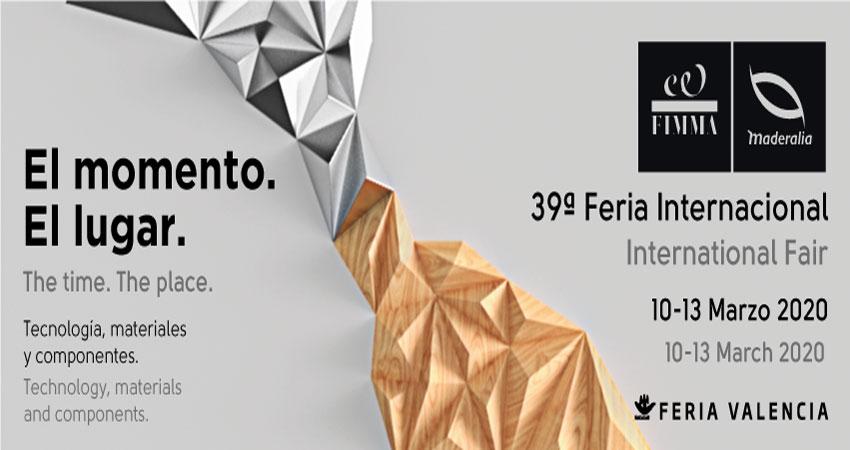 نمایشگاه ماشین آلات نجاری FIMMA-MADERALIA 2020 اسپانیا