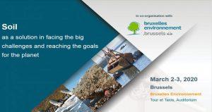 ویزای نمایشگاه و کنفرانس خاک INTERSOIL 2020 بلژیک