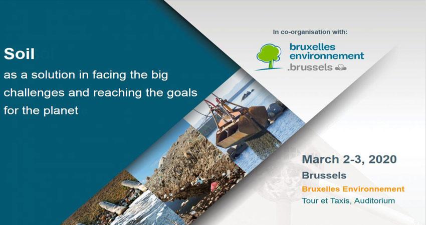 نمایشگاه و کنفرانس خاک INTERSOIL 2020 بلژیک