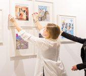 مایشگاه هنر معاصر AFFORDABLE ART FAIR - BRUSSELS 2020 بلژیک