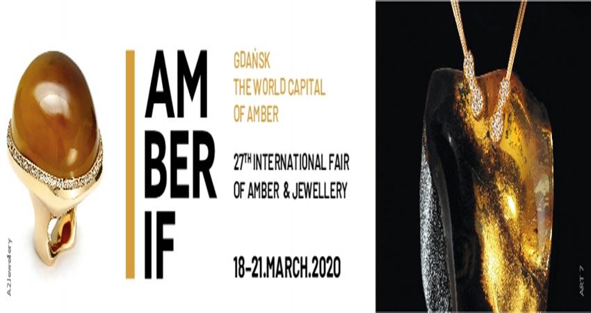 نمایشگاه جواهرات AMBERIF 2020 لهستان