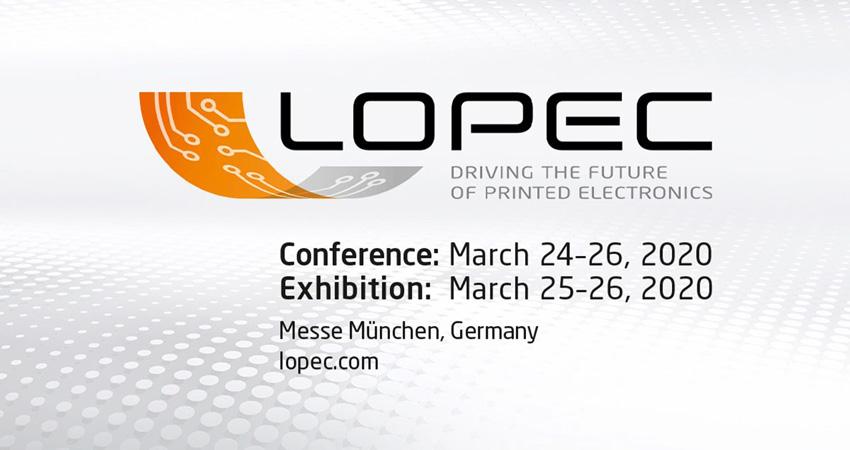 نمایشگاه و کنفرانس چاپ الکترونیکی LOPE-C 2020 آلمان