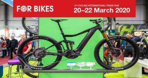 ویزای تجاری نمایشگاه دوچرخه FOR BIKES 2020 جمهوری چک