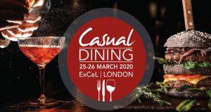 ویزای نمایشگاه مواد غذایی و آشامیدنی CASUAL DINING SHOW 2020 انگلیس