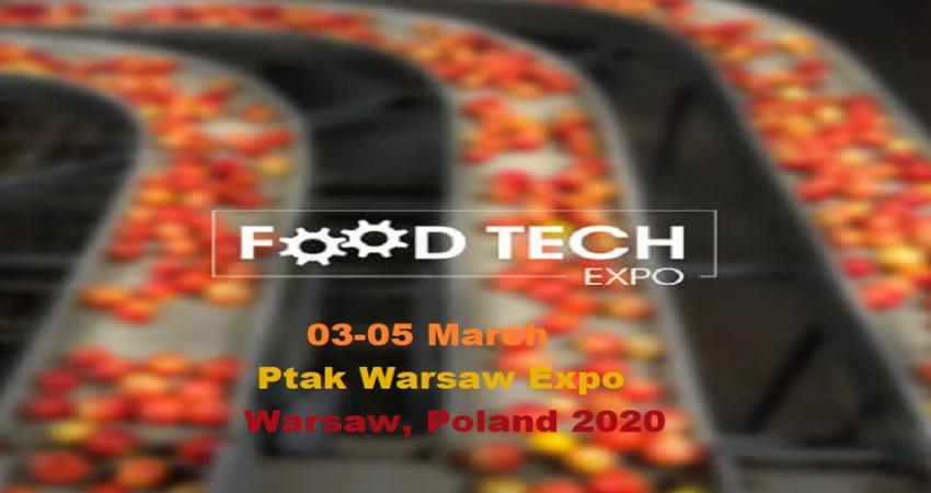 نمایشگاه فناوری های مواد غذایی FOOD TECH EXPO 2020 لهستان