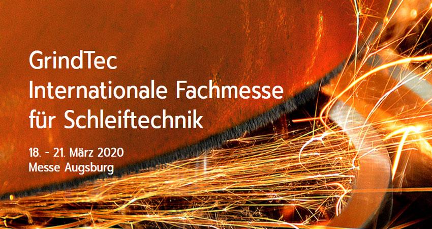 نمایشگاه ماشین آلات سنگ زنی GRINDTEC AUGSBURG 2020 آلمان