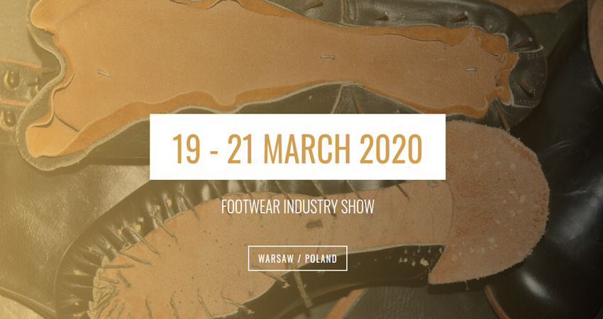 نمایشگاه کفش POLAND FOOTWEAR INDUSTRY SHOW 2020 لهستان