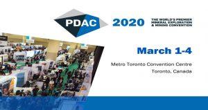 نمایشگاه و کنوانسیون معادن PDAC CONVENTION 2020 کانادا