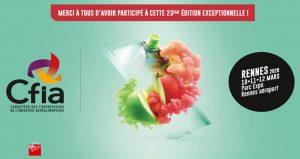 ویزای نمایشگاه صنعت مواد غذایی CFIA RENNES 2020 فرانسه