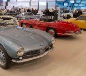 نمایشگاه اتومبیل های کلاسیک TECHNO CLASSICA ESSEN 2020 آلمان
