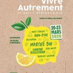 ویزای نمایشگاه محصولات ارگانیک SALON VIVRE AUTREMENT 2020 فرانسه